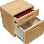2-Drawer Safe Cabinet